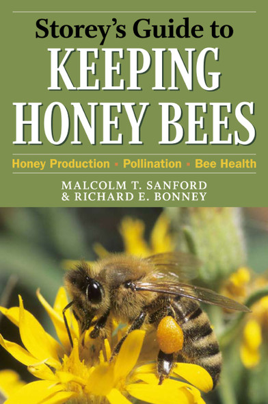 Storey's Guide to Keeping Honey Bees Cover