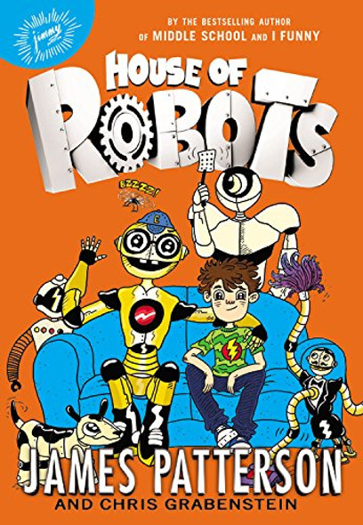 House of Robots ( House of Robots #1 ) Cover