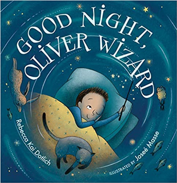 Good Night, Oliver Wizard Cover
