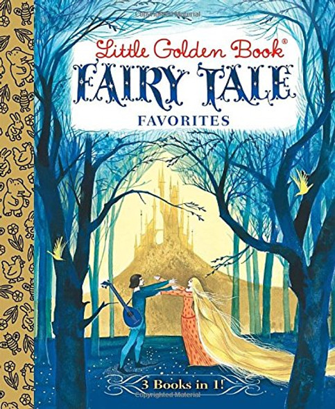 Little Golden Book Fairy Tale Favorites (Little Golden Book Favorites) Cover