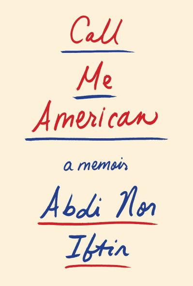 Call Me American: A Memoir Cover