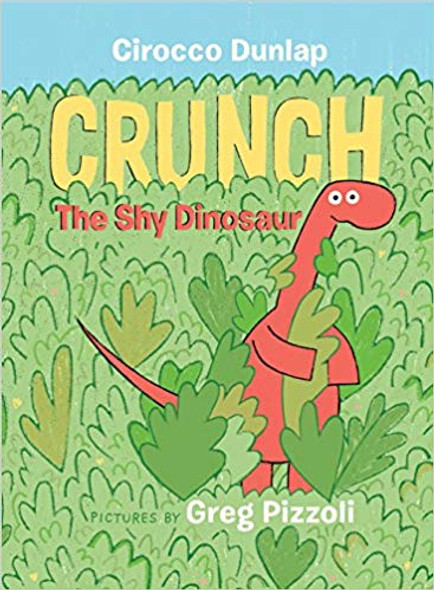 Crunch, the Shy Dinosaur Cover
