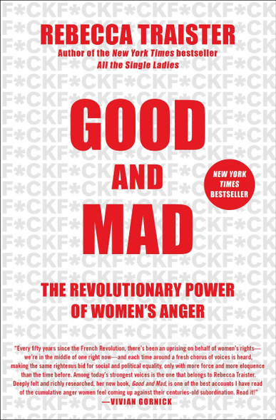 Good and Mad: The Revolutionary Power of Women's Anger Cover
