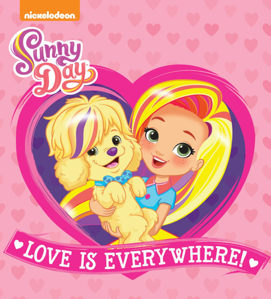 Love Is Everywhere! (Sunny Day) Cover
