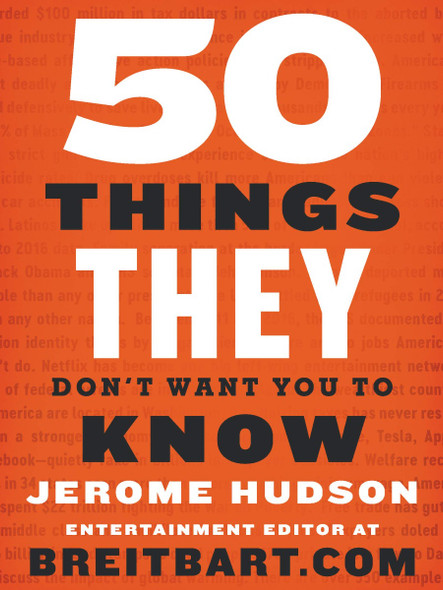 50 Things They Don't Want You to Know Cover