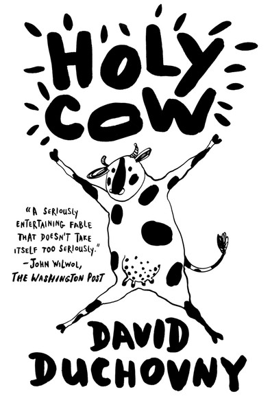 Holy Cow Cover