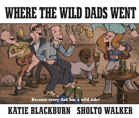Where the Wild Dads Went Cover