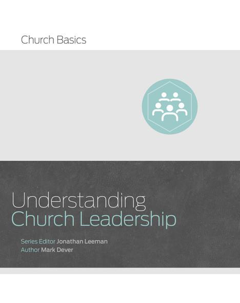 Understanding Church Leadership Cover