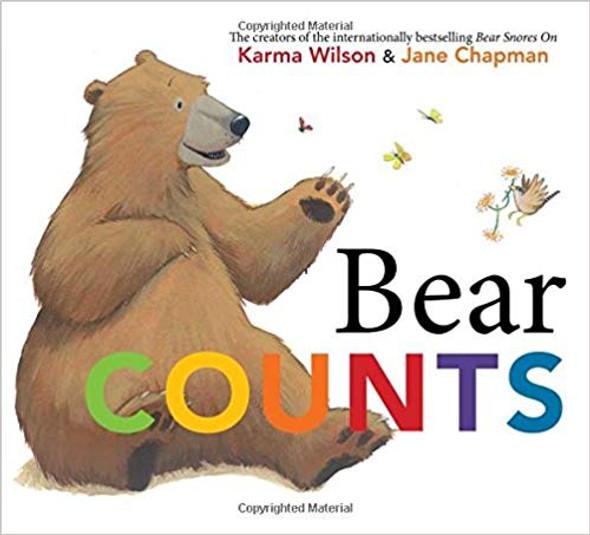 Bear Counts ( Bear Books ) Cover