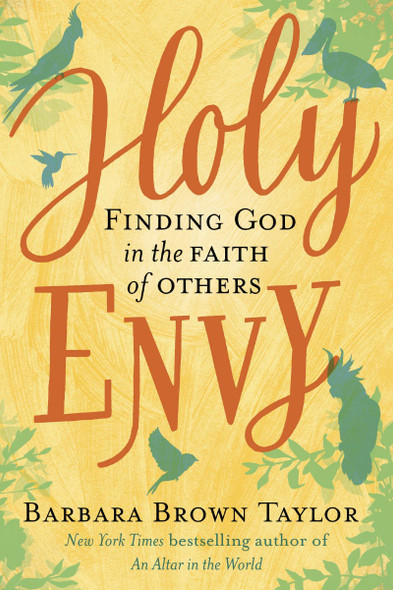 Holy Envy: Finding God in the Faith of Others Cover