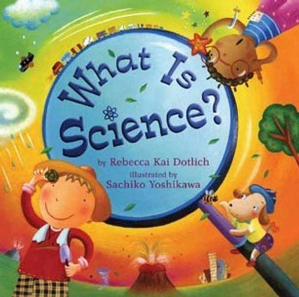 What Is Science? Cover