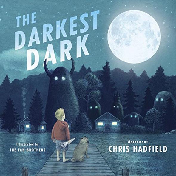 The Darkest Dark Cover