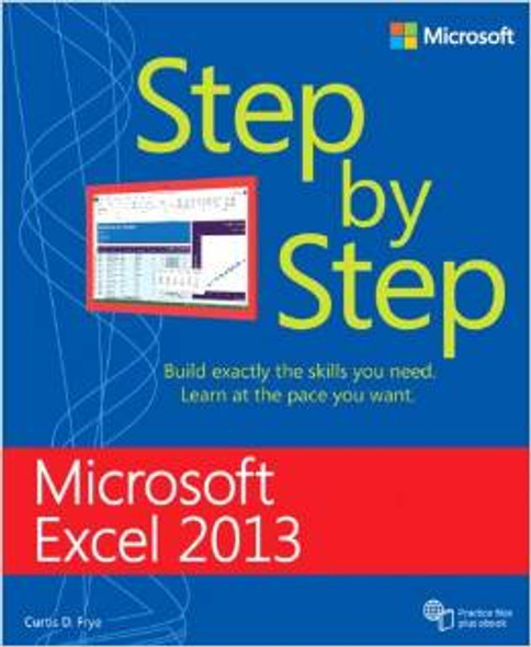 Microsoft Excel 2013 Step by Step Cover