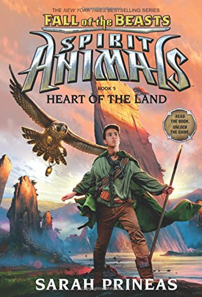 Heart of the Land (Spirit Animals: Fall of the Beasts, Book 5) Cover