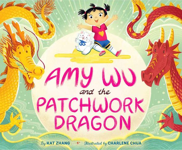 Amy Wu and the Patchwork Dragon Cover