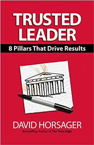 Trusted Leader: 8 Pillars That Drive Results Cover