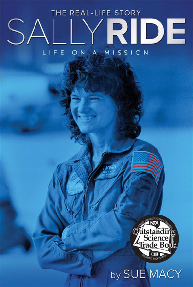 Sally Ride: Life on a Mission (A Real-Life Story) Cover