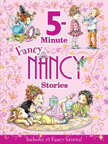 Fancy Nancy: 5-Minute Fancy Nancy Stories Cover