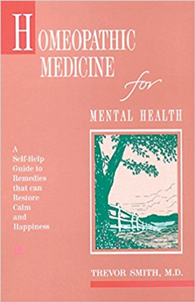 Homeopathic Medicine for Mental Health Cover