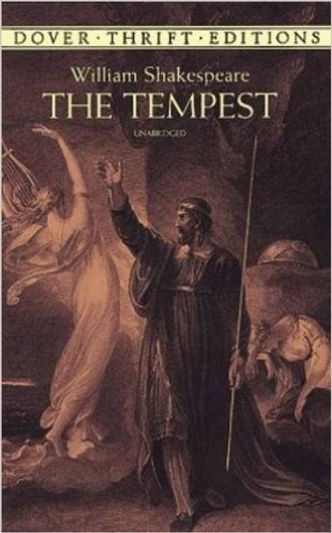 Tempest (Dover Thrift Editions) Cover