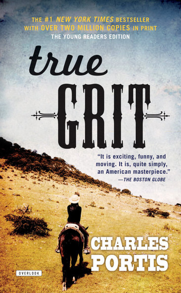 True Grit: Young Readers Edition Cover
