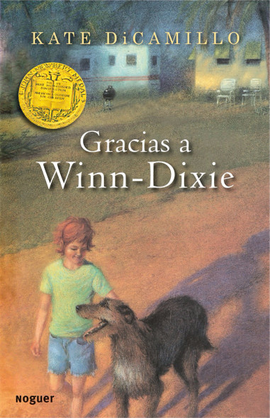 Gracias a Winn-Dixie / Because of Winn-Dixie (Spanish Edition) Cover