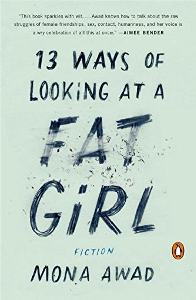 13 Ways of Looking at a Fat Girl: Fiction Cover