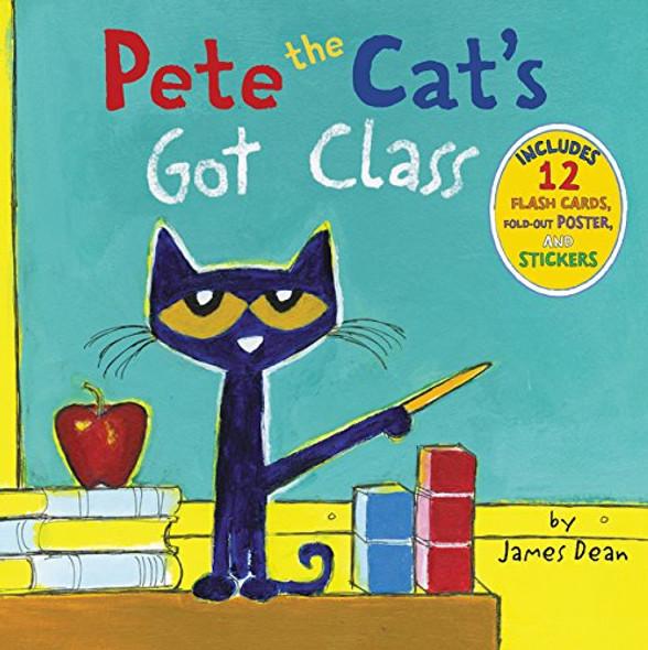 Pete the Cat's Got Class Cover