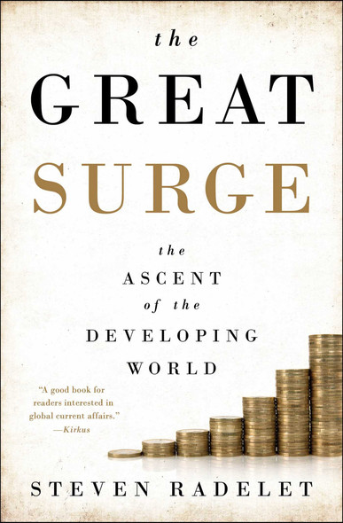 The Great Surge: The Ascent of the Developing World Cover