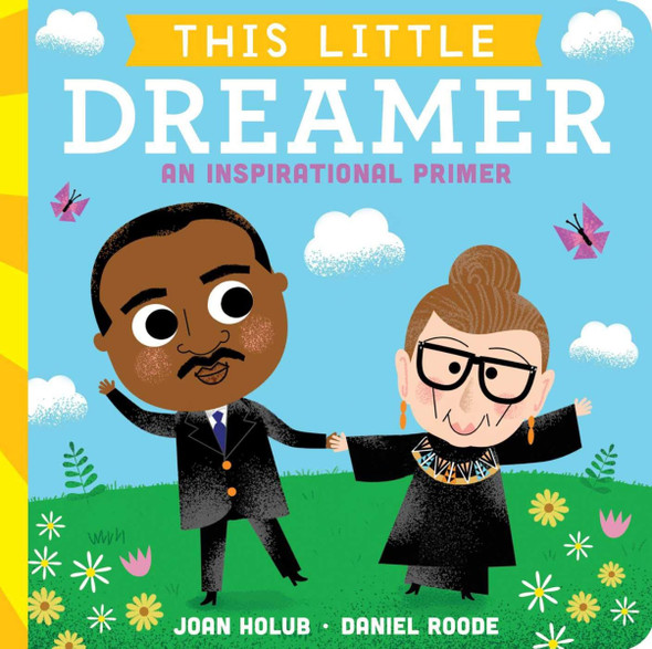 This Little Dreamer: An Inspirational Primer (This Little) Cover