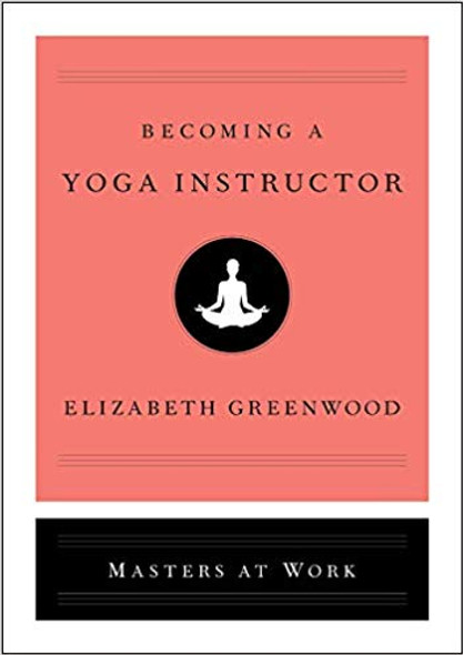 Becoming a Yoga Instructor ( Masters at Work ) Cover