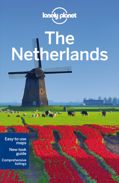 Lonely Planet the Netherlands Cover