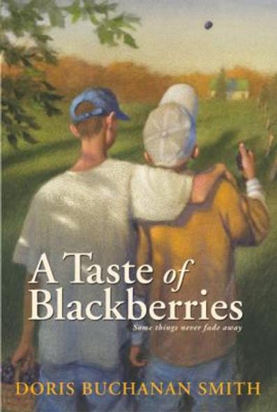 A Taste of Blackberries Cover