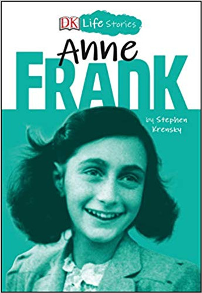 DK Life Stories: Anne Frank Cover