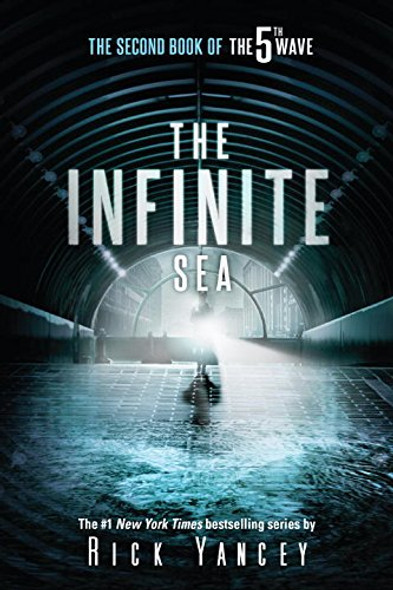 The Infinite Sea: The Second Book of the 5th Wave Cover