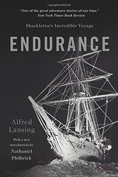 Endurance: Shackleton's Incredible Voyage Cover