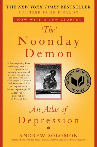 The Noonday Demon: An Atlas of Depression Cover