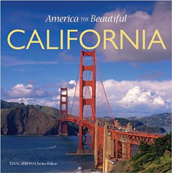 California (America the Beautiful) Cover