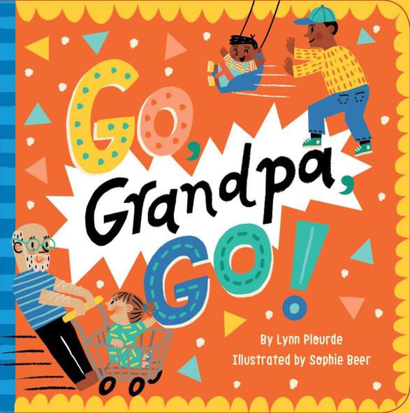 Go, Grandpa, Go! Cover
