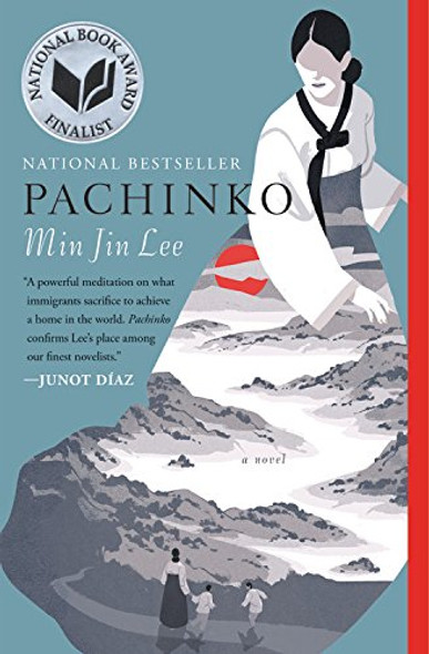 Pachinko (National Book Award Finalist) Cover