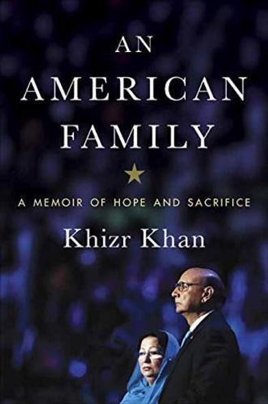 An American Family: A Memoir of Hope and Sacrifice Cover