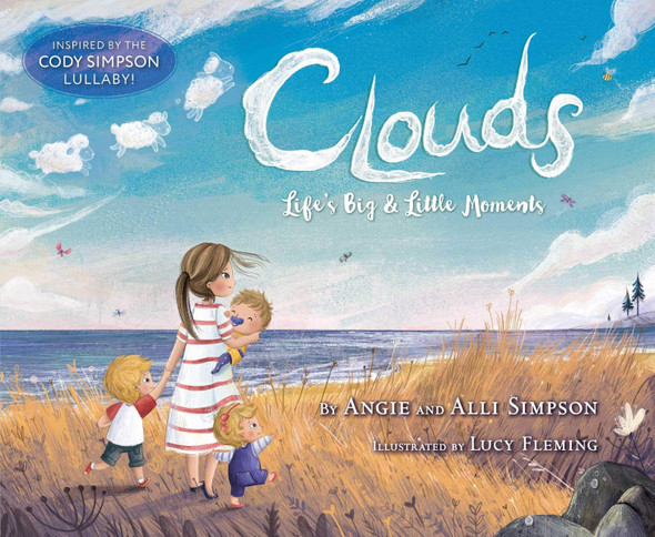 Clouds: Life's Big & Little Moments Cover