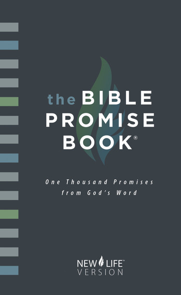 The Bible Promise Book: New Life Version Cover