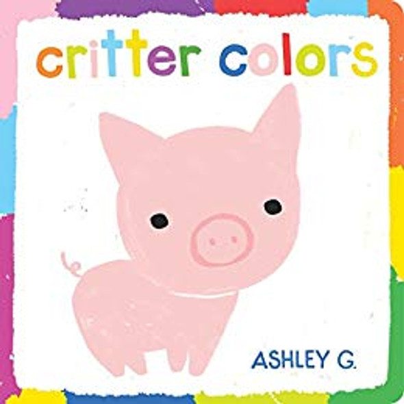 Critter Colors Cover