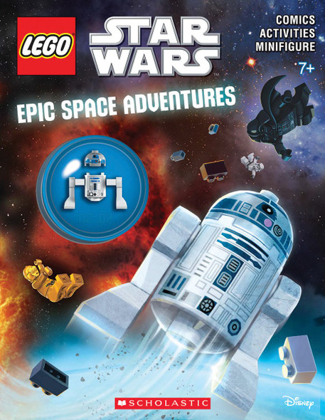 Epic Space Adventures [With Minifigure] Cover