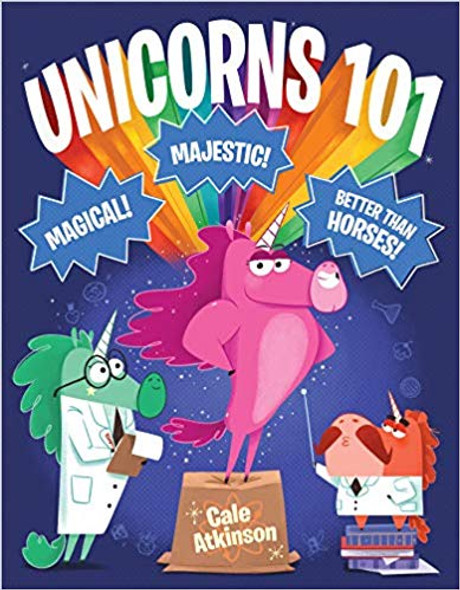 Unicorns 101 Cover