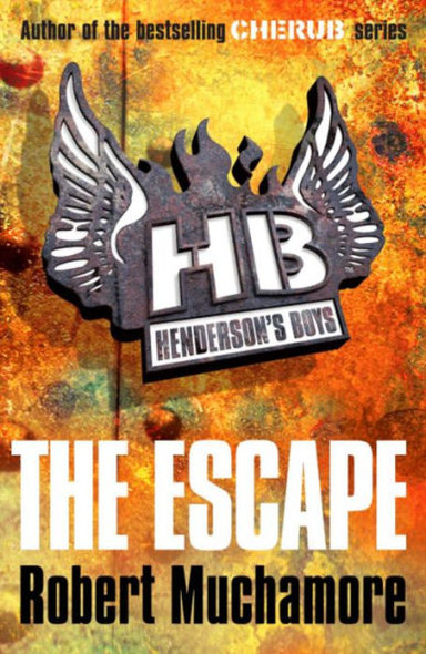 Henderson's Boys 1: The Escape Cover