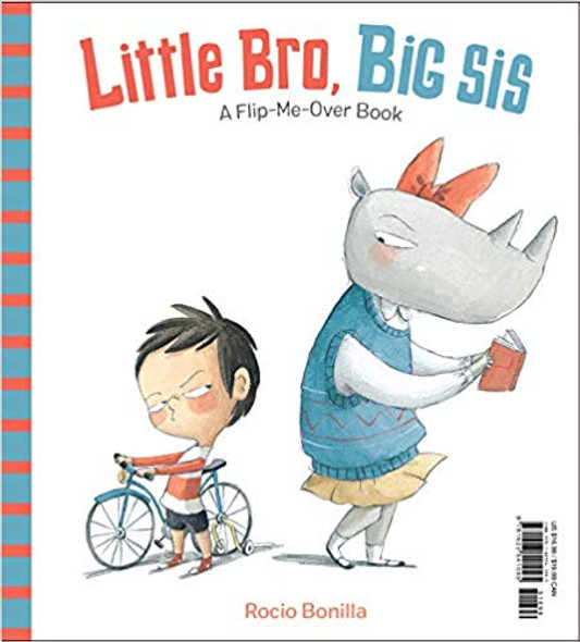 Little Bro, Big Sis Cover
