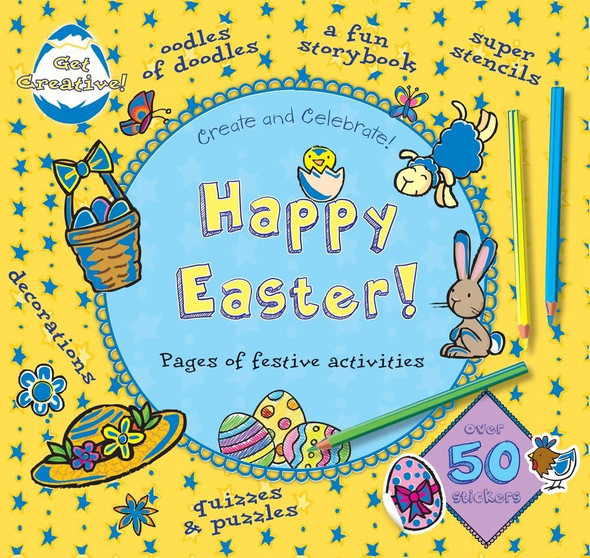 Happy Easter ( Create and Celebrate ) Cover
