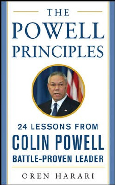 Powell Principles (1ST ed.) Cover